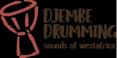 Djembe Drumming Logo